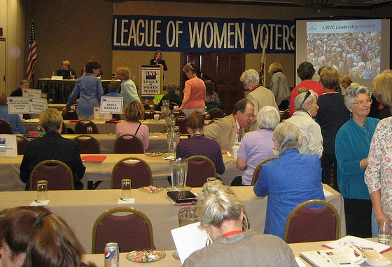 League of Women Voters of California