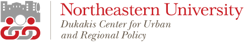 Dukakis Center for Urban and Regional Policy logo